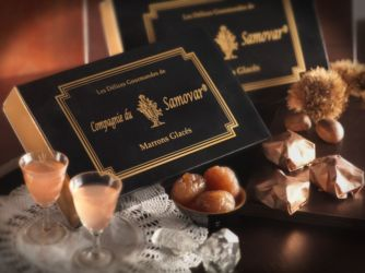 MARRONS-GLACEES
